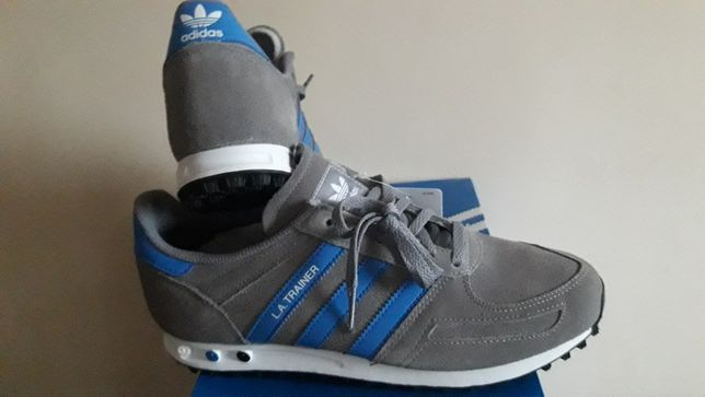 Adidas LA Trainer J EE6996 skóry zamszowa.Wyprzedaż! Nowa dostawa.Hit!