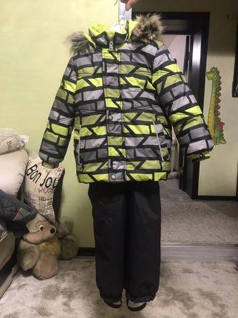 Зимний комплект Lenne на мальчика