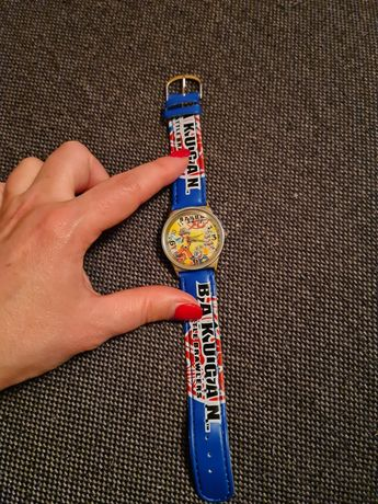 Zegarek na baterię Bakugan