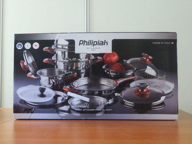 Garnki Philipiak do zdrowego gotowania