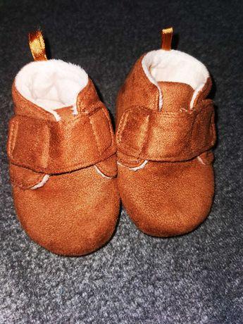 Buty niemowlęce niechodki