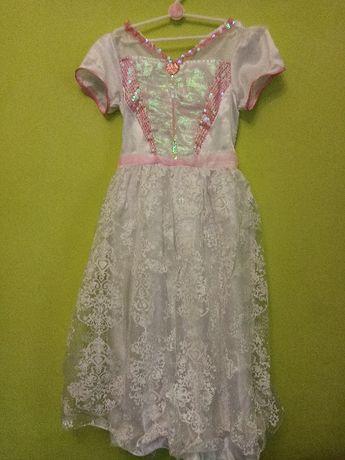 Нарядное платье для девочки, на торжество, выпускной, утренник