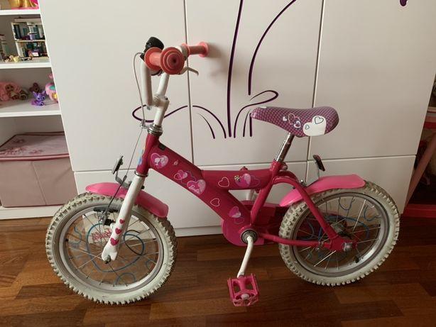 "Детский велосипед Stamp ""BARBIE"" 16"