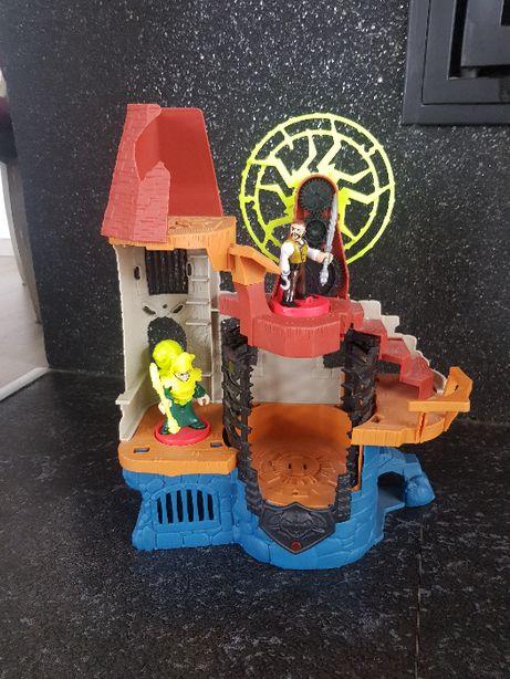 Fisher-Price Imaginext Wieża Czarnoksiężnika X7674 BDY36