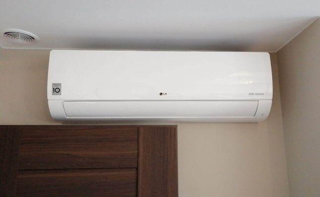 Klimatyzacja montaż/serwis
