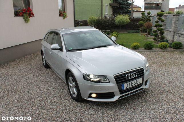 Audi A4 piękne*2.0tdi*170km*2009r*xenon*ledy*klima*alu*niemcy*