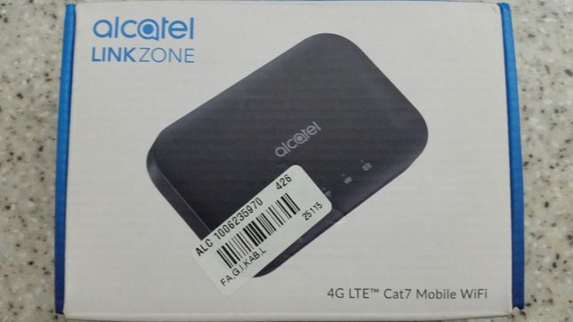 Router alcatel link zone