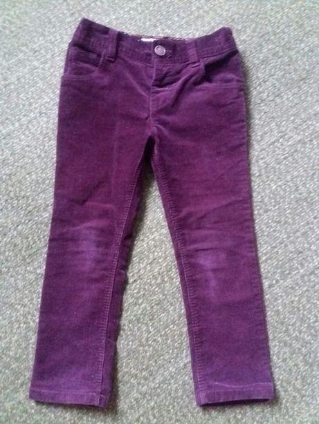 Брюки, штаны вельветовые шаг 39см