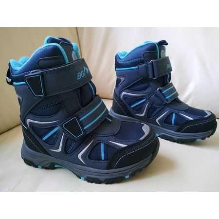 Новые термо ботинки сапожки Би Джи B&G 18,7 см стелька