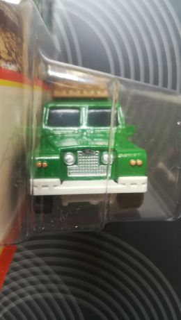 Land Rover, Honda , Pick up Matchbox