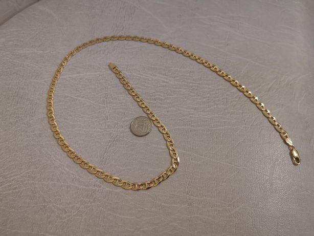 Złoty łańcuszek Gucci