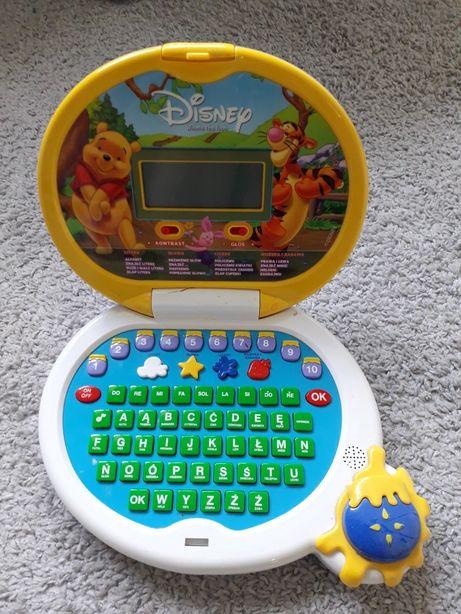 Interaktywny komputerek Kubuś puchatek