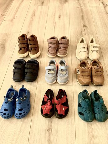 Фирменная обувь Nike Next и другие
