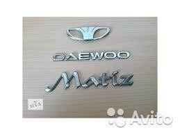 Daewoo Matiz разборка