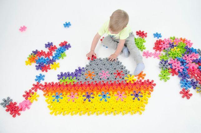 Игрушки для игровых комнат и лабиринтов конструктор Мега Стар