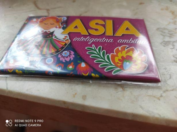 Magnes na lodówkę Asia