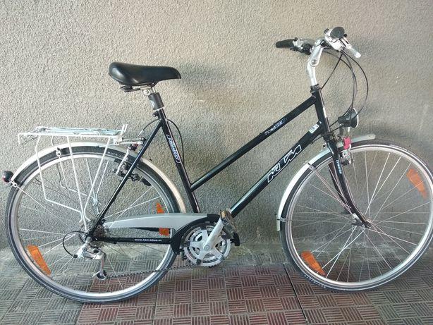 Велосипед из Германии KTM. Shimano Nexave.