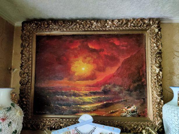 Продам картину Б. Колесников