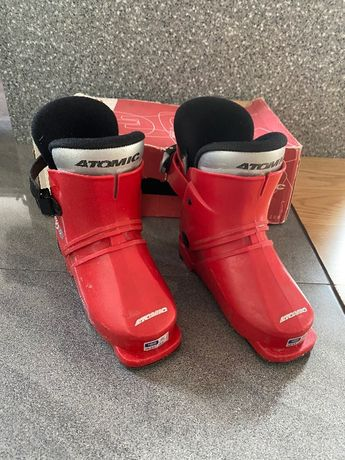 Buty narciarskie dziecięce Atomic rozm. 28 165