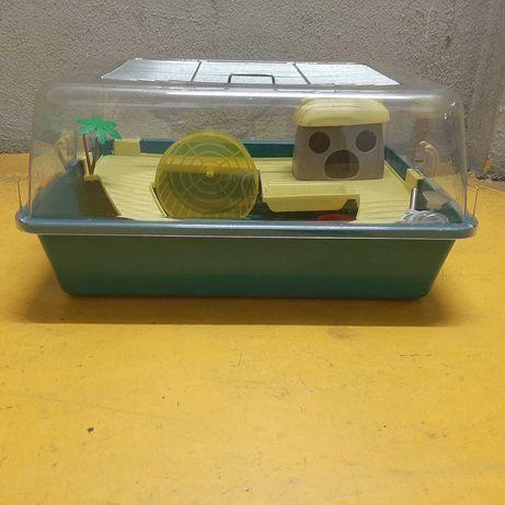 Gaiola para Hamster (COMO NOVA)