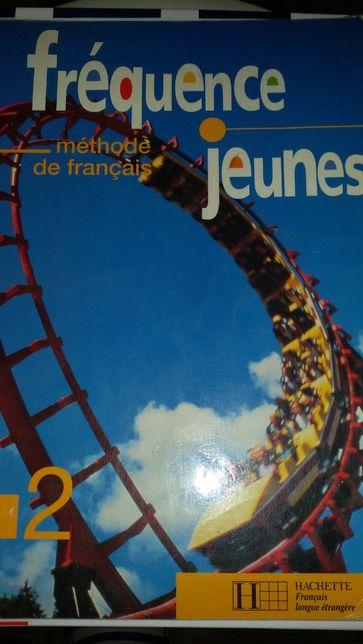 Podręcznik ksiązka do francuskiego Frequence jeunes 2