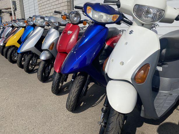 Купить мопед Мопеды из Японии Honda Dio 68 Yamaha Jog Gear Suzuki Lets