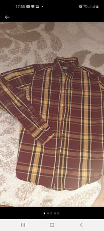 Рубашка фирменная М