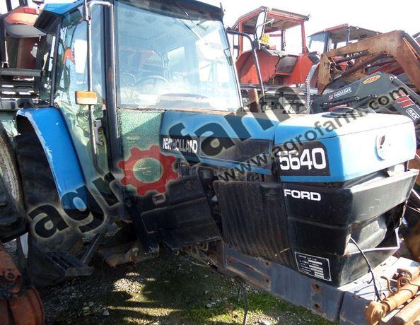 Części używane do ciągnika Ford