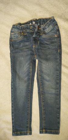 Spodnie-rureczki