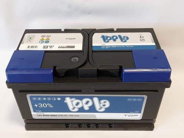 Akumulator Topla Top 12V 85AH 800A