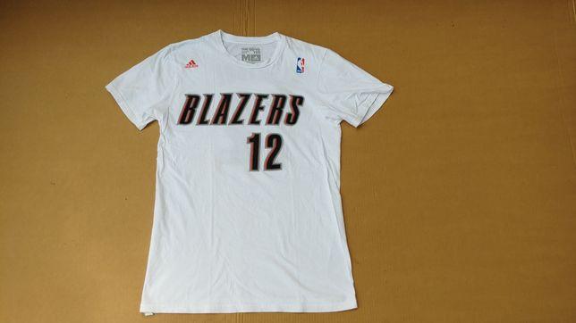 Adidas NBA Blazers Aldridge 12 jedyna ! Rozm M/ L Tshert