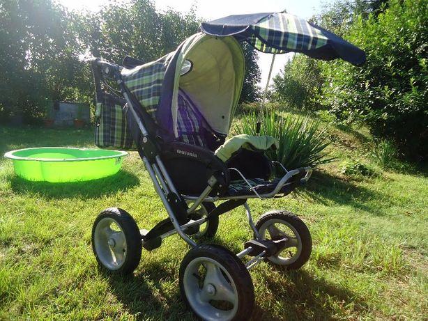 Wózek Teutonia Mistral 03.A