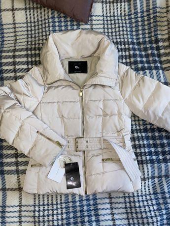 Пуховик куртка Zara Премиум Пух!