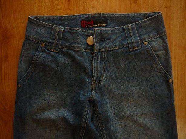 Spodnie jeansy Diverse roz.36 x-long W:26 L:34