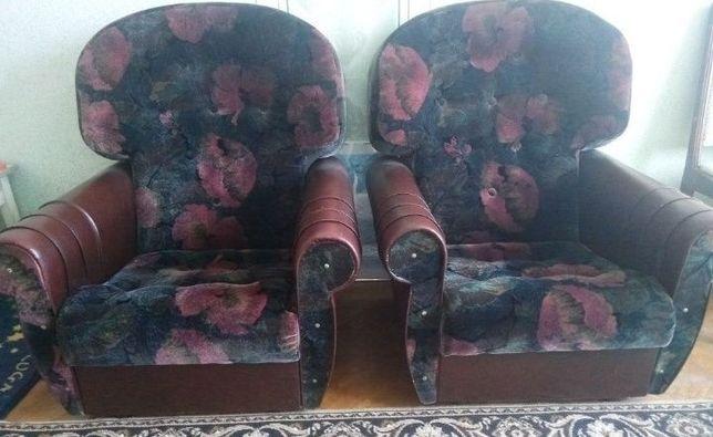 М'які крісла (не розкладні), м'яка частина, меблі для дому