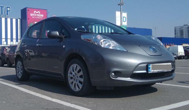 Nissan Leaf 2015 Ниссан Лиф