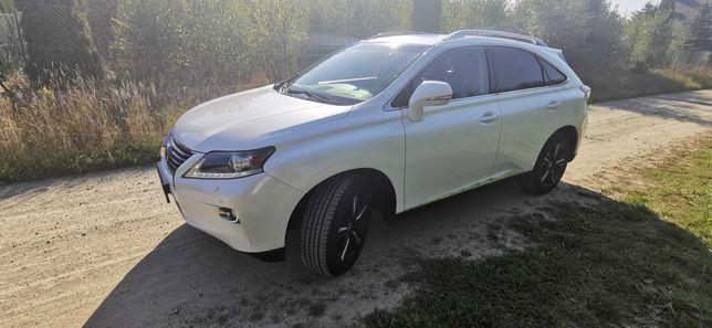 Lexus RX 350 salon polska 115 000 km FV 23%