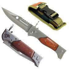 Nóż składany bagnet AK-47