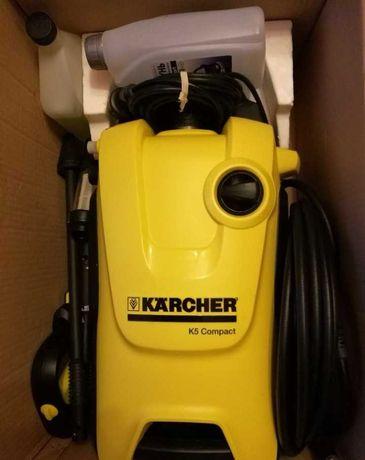 Мойка высокого давления Karcher k5 Compact