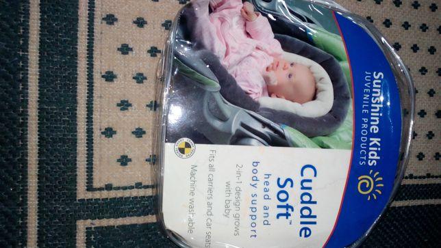 Proteção do cestinho bebé