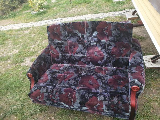 Sofa 2 osobowa łóżko