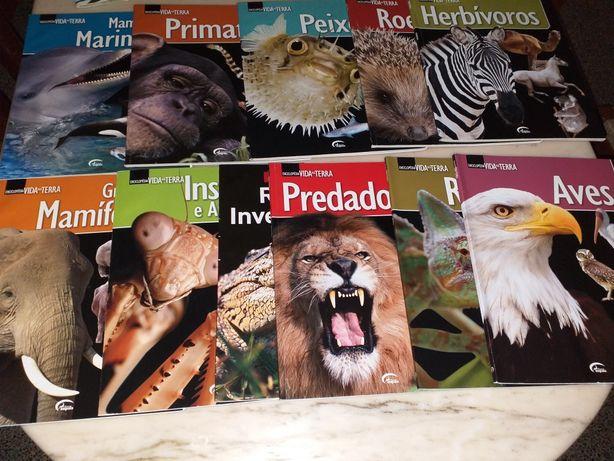 Livros sobre animais