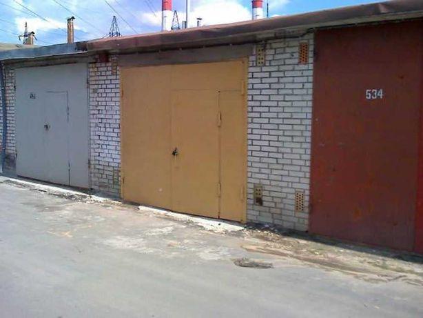 Продам гараж на Бабурке