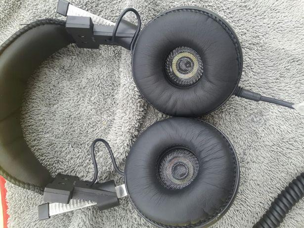 Słuchawki dynamiczne vinatage Philips hi-qaulity sound N6315