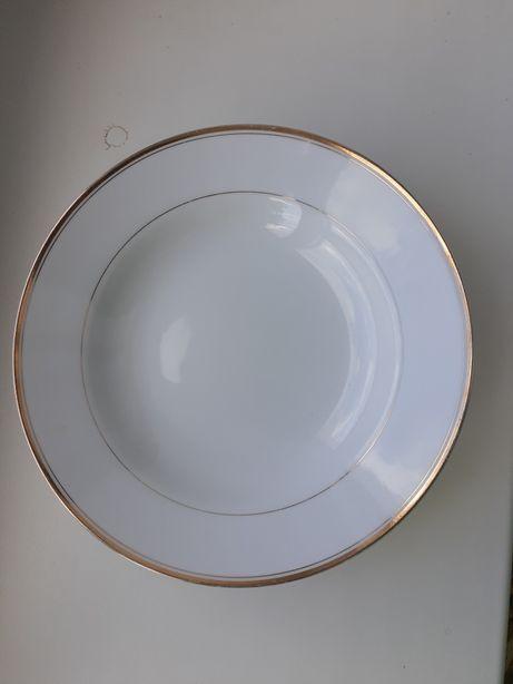 Тарелки столовые. Японский фарфор. Антиквариат.
