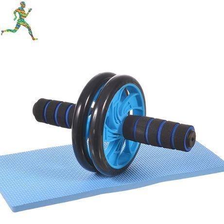 Ролик/Колесо/колесико/Тренажер для мышц пресса Спортивный