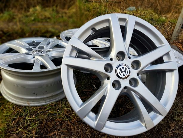 VW нові orig R16 5x112 Golf Jetta Caddy Touran Skoda A7 Seat Audi A3