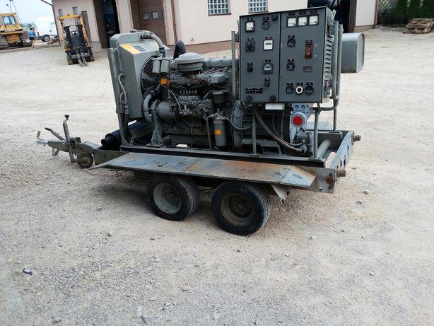 Agregat prądotwórczy 44kw