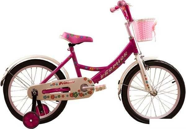 "Велосипед детский Premier Princess 18"""