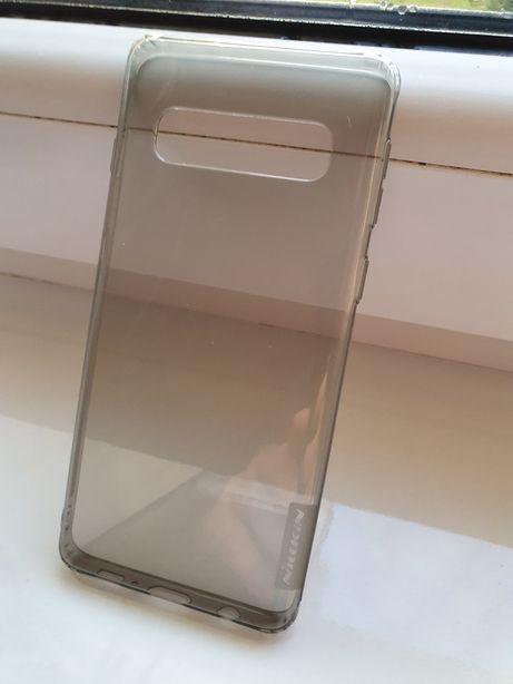 Samsung Galaxy S10 Etui Nillkin Nature